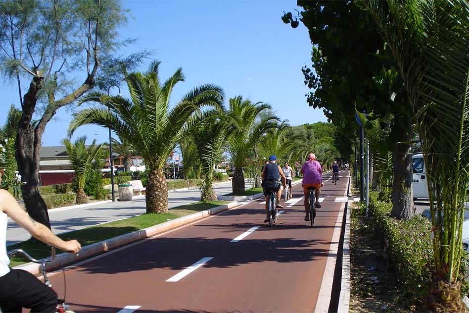 hotel con servizio bicilette