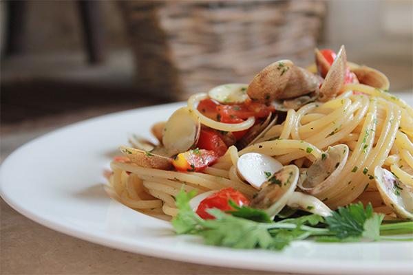 spaghetti vongole alba adriatica